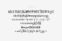 Melita Script Product Image 3