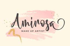 Almeida Girly Script Font Product Image 6