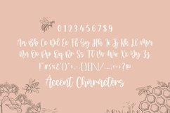 Honeyday Modern Handbrushed Font Product Image 6
