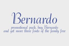 Bernardo (FAMILY PACK PROMOTIONAL) Product Image 5