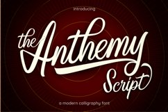 Anthemy Script Product Image 1