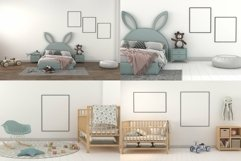 Kids Room Frame Mockups Vol - 12 Product Image 3