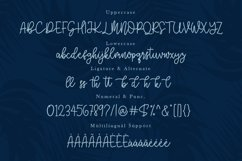Rethobie Handwritten Script Font Product Image 6