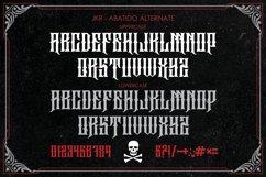 ABATIDO Product Image 4