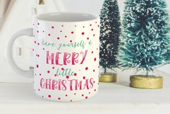 Ho-Ho-Holiday Fonts collection Product Image 5