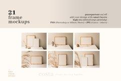 Costa - Frame Mockup Bundle Product Image 6