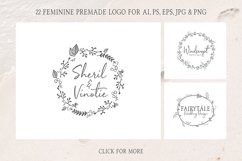 Sophistica - 10+ Fonts & Extras Product Image 3