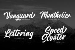 Monteners Script Product Image 4