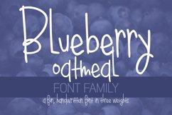 Blueberry Oatmeal Product Image 1