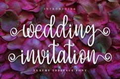 Wedding Invitation - Luxury Typeface Font Product Image 1