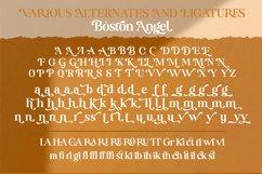 Boston Angel - Modern & Elegant Serif Product Image 6