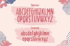Story of Alundra - Cute Brush Font Product Image 4