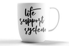 Cherry Cordial: coffee mug slogan idea mockup