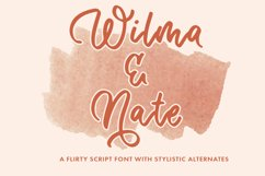 Wilma & Nate Product Image 1