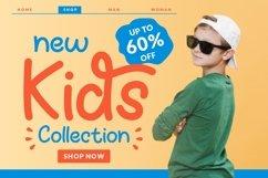 Fun Kids - Playful Font Product Image 6