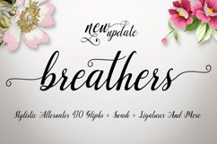 Breathers Script Product Image 1