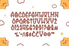 Cat Meow - Cute Display Font Product Image 4