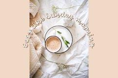 Hot Chocolate -Handwritten Brush font Product Image 3