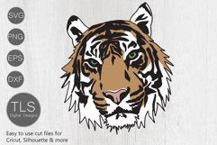 Tiger SVG Product Image 2