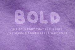 Bold handwritten font in ttf, otf Product Image 1