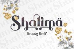 Shalima beauty serif Product Image 1