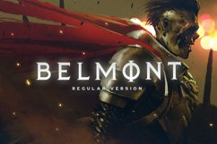 Belmont Typeface Product Image 1