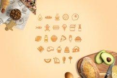 Web Font Food Ding Product Image 4