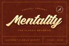 Mentality Product Image 1