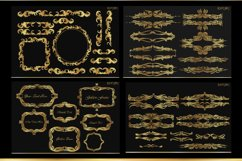 Vintage frames and decorations Product Image 1