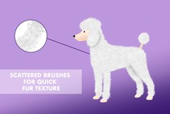 FUR BRUSHES FOR PROCREATE Product Image 2