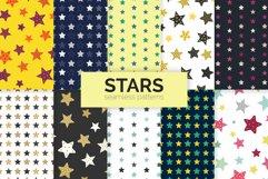 Stars Seamless Patterns Product Image 1