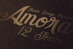 Amora Script Product Image 4