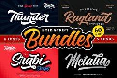 Bold Script Bundle Product Image 1