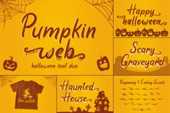 Spooky Fall - Halloween Font Bundle! Product Image 3