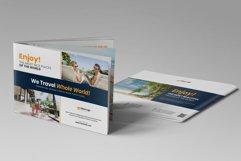 Holiday Travel Brochure Catalog Design v4 Product Image 2