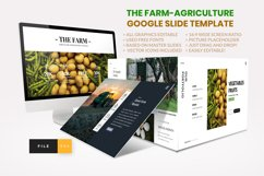 Farm - Agriculture Google Slide Template Product Image 1