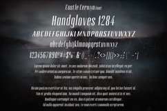 Castle Cerwyn Font Product Image 2