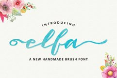 Elfa Brush Product Image 1