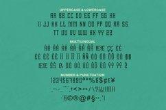 Web Font Unique Font Product Image 5