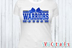 Cheer SVG   Cheer Template 006   Shirt Design Product Image 4