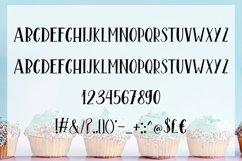 Web Font Mint Cupcake Font Duo Product Image 6