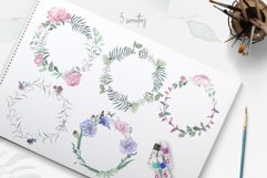 Chic Watercolor Floral Collection Product Image 7