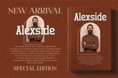 Alexside - Premium Slab Font Product Image 16