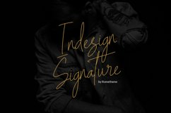 Indesign Signature Script Product Image 1