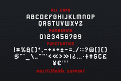 Sporter - Sporty Display Typeface Product Image 6