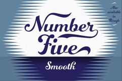 Number Five Smooth Product Image 1