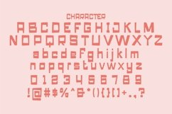 Web Font Hando Product Image 3