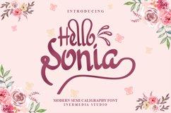 Hello Sonia Product Image 1