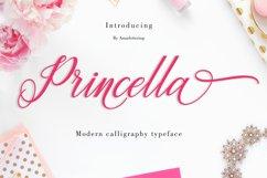 Princella Script | 5 Font Product Image 4