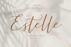 Estelle Script Product Image 2